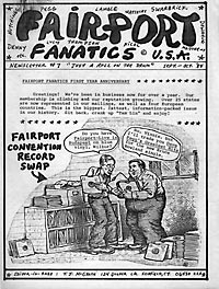 Fairport Fanatics #7, Sep/Oct 1984