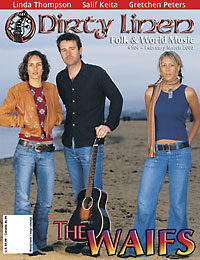 Dirty Linen #104, Feb/Mar 2003
