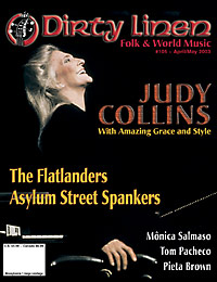 Dirty Linen #105, Apr/May 2003