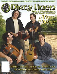 Dirty Linen #120, Oct/Nov 2005