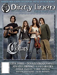 Dirty Linen #124, Jun/Jul 2006