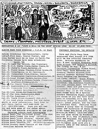 Fairport Fanatics #15, Spring 1986