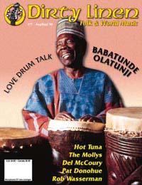Dirty Linen #77, Aug/Sep 1998