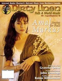 Dirty Linen #83, Aug/Sep 1999
