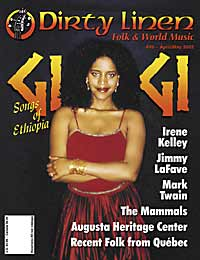 Dirty Linen #99, Apr/May 2002